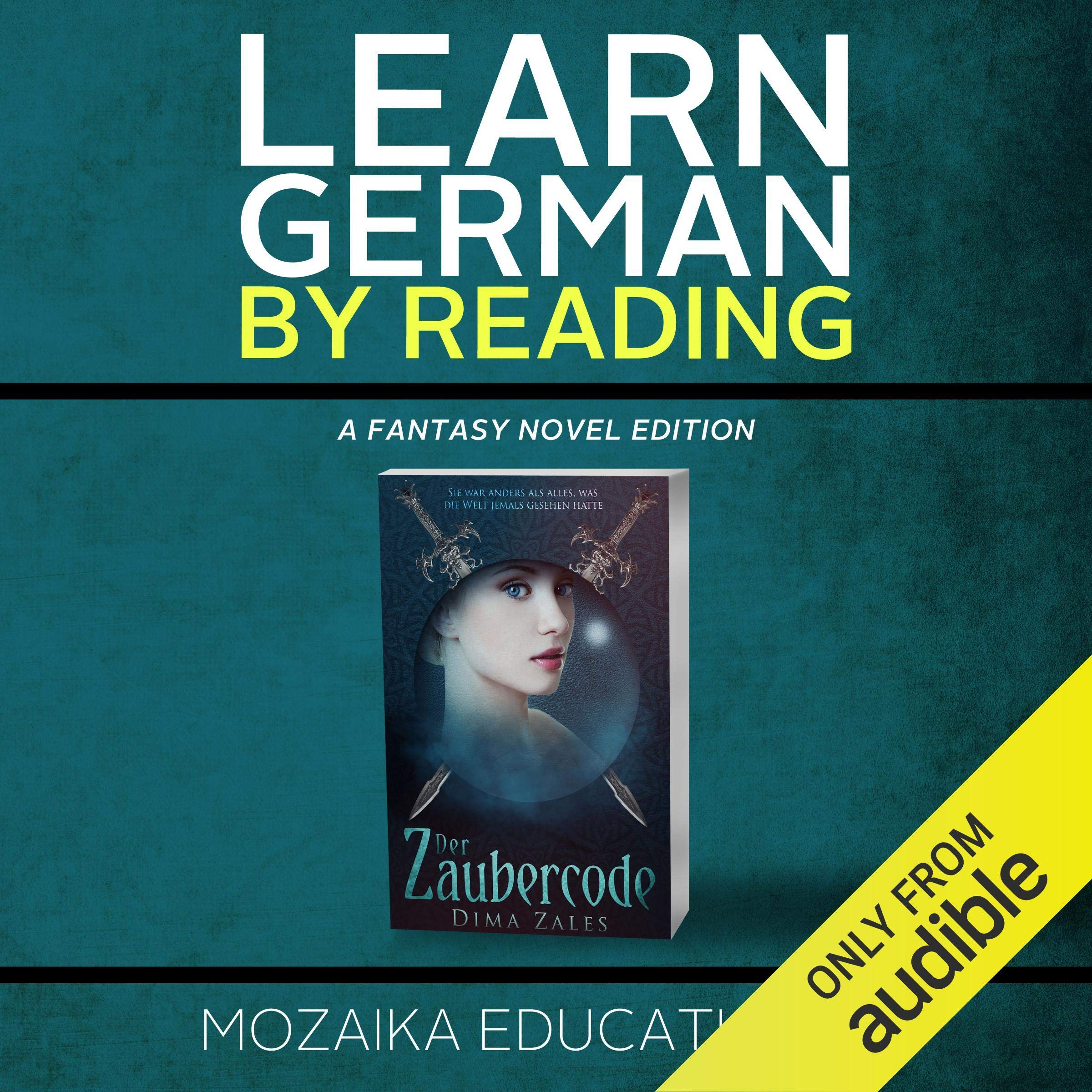 Learn German  By Reading Fantasy  German Edition