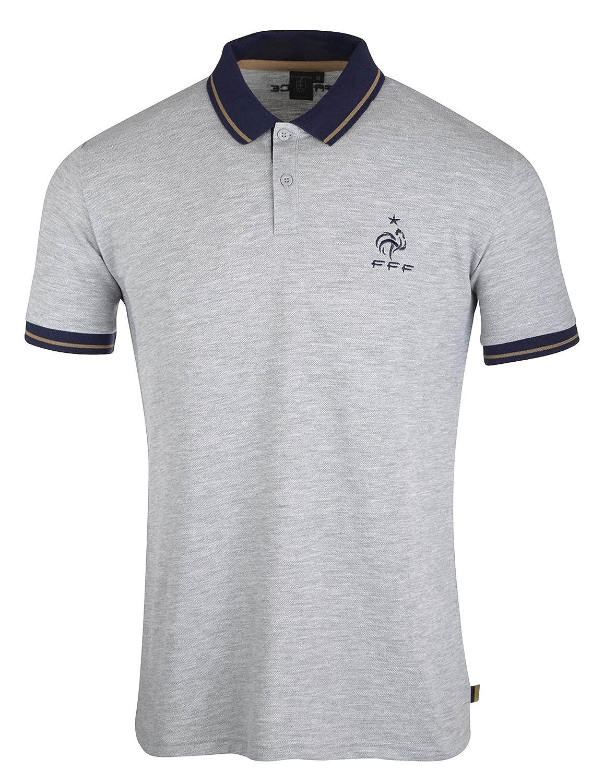 Camiseta polo de la FFF - Colección oficial del Équipe de France ...