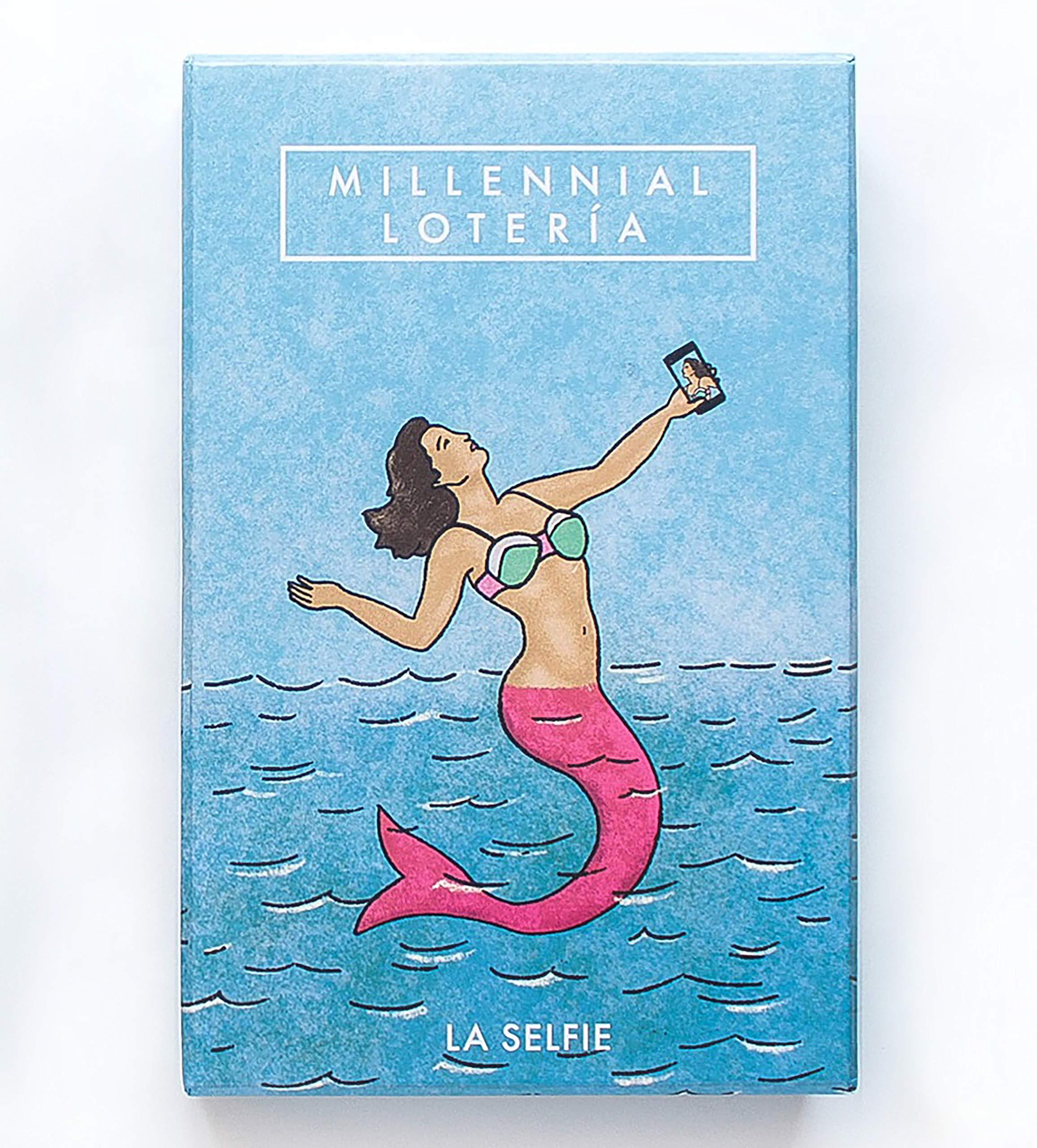 photograph regarding Free Printable Loteria Cards named : Millennial Loteria (9781944515805): Mike Alfaro