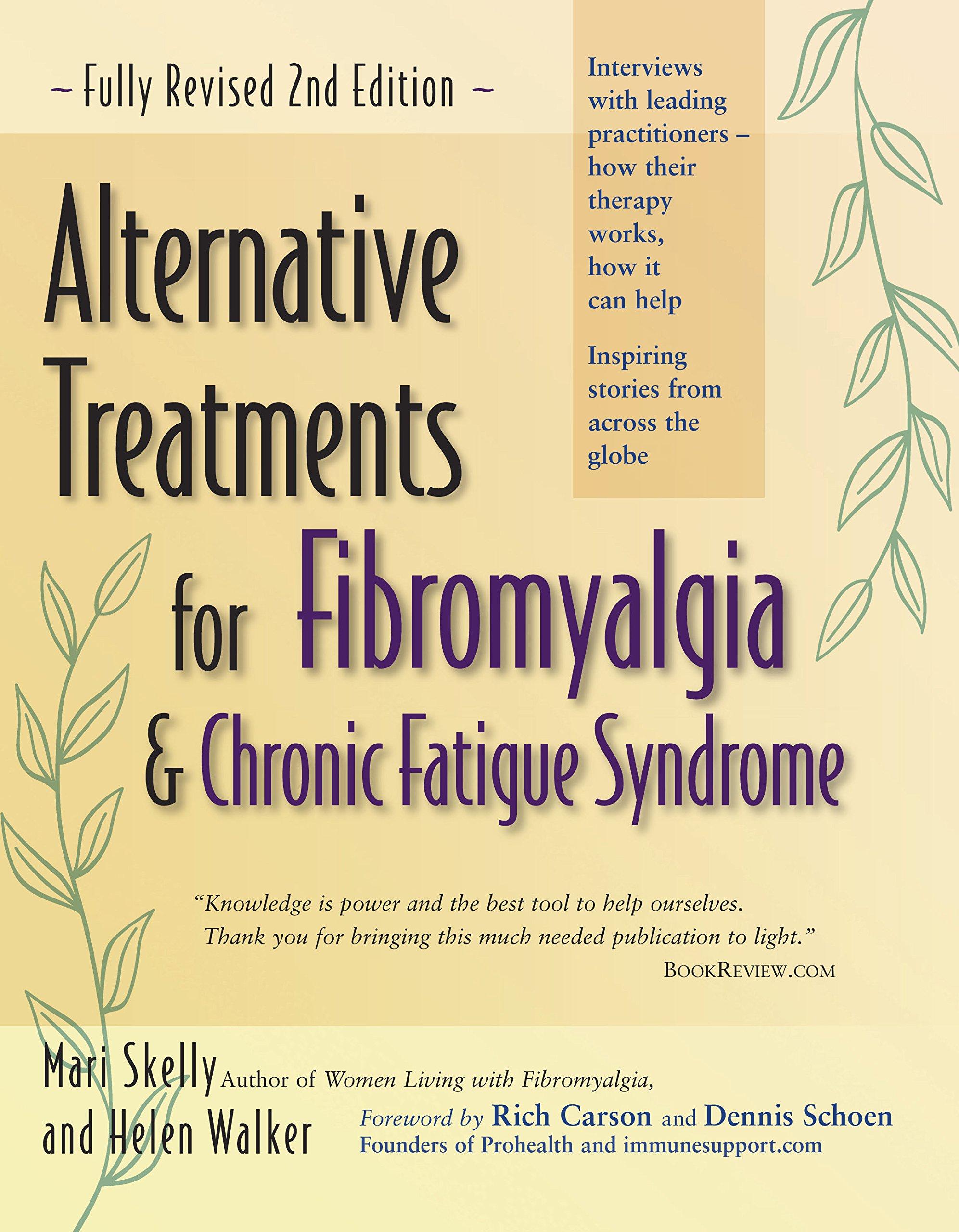 Alternative Treatments Fibromyalgia Chronic Syndrome product image