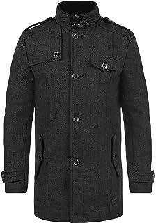 INDICODE Brandan - Abrigo Chaqueta para Hombre