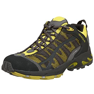 Vasque Mens Velocity VST GTX Trail Runner,Cress Green/Charcoal,7 ...