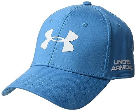 9366d0c9606 Amazon.com  Under Armour UA Golf Headline Cap L XL BAYOU BLUE  Sports    Outdoors