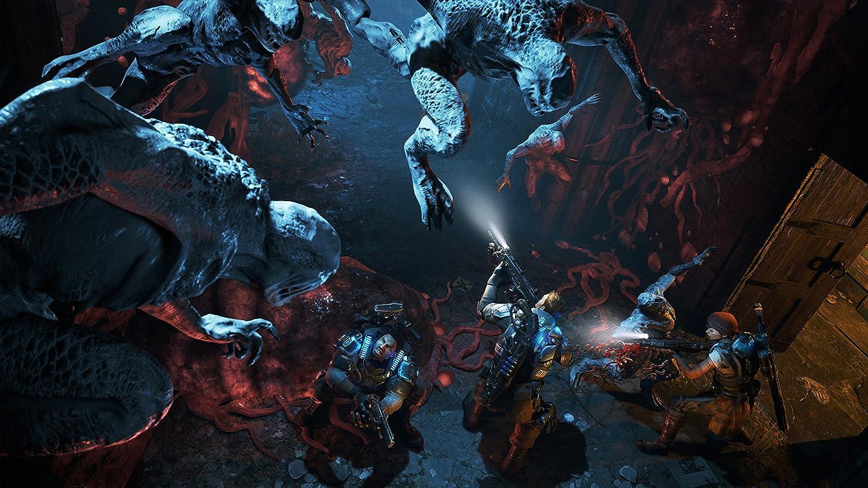 Resultado de imagem para Gears of War 4