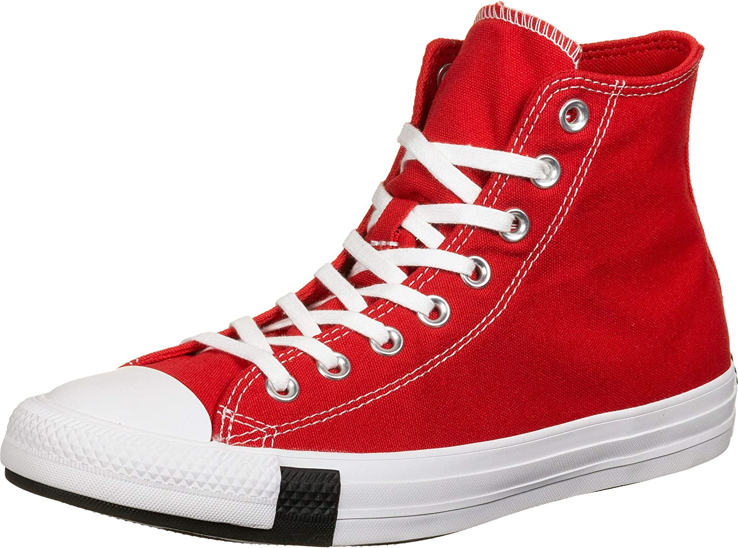 converse chuck rouge