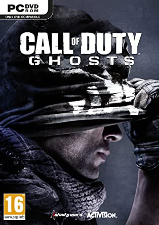 Amazon call of duty ghosts pc dvd call of duty ghosts pc dvd voltagebd Choice Image