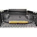 Truck Bed Envelope Style Trunk Mesh Cargo Net for GMC Sierra 2013-2021 New