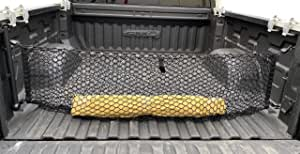 Truck Bed Envelope Style Trunk Mesh Cargo Net for Chevrolet Silverado 2013-2020 New