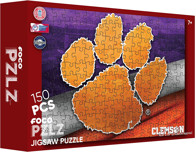 FOCO NCAA Not Applicable 150 Piece Jigsaw Puzzle PZLZ Set