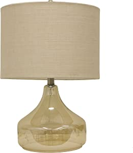 Décor Therapy TL13277 Luster Glass Table lamp