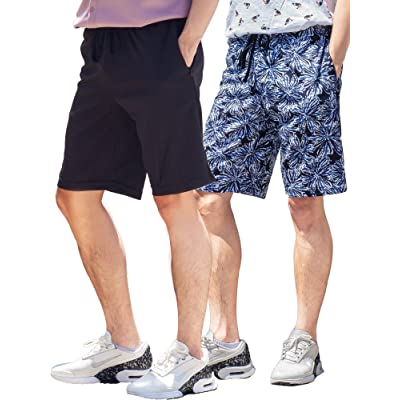 "B2BODY Shorts for Men with Invisible Zipper Pockets and Hidden Stash Pocket Elastic Waist Drawstring 10"" Short at Amazon Men's Clothing store"