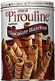 Pirouline Rolled Wafers Chocolate Hazelnut - 32 Ounces