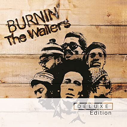 Image result for wailers burnin deluxe