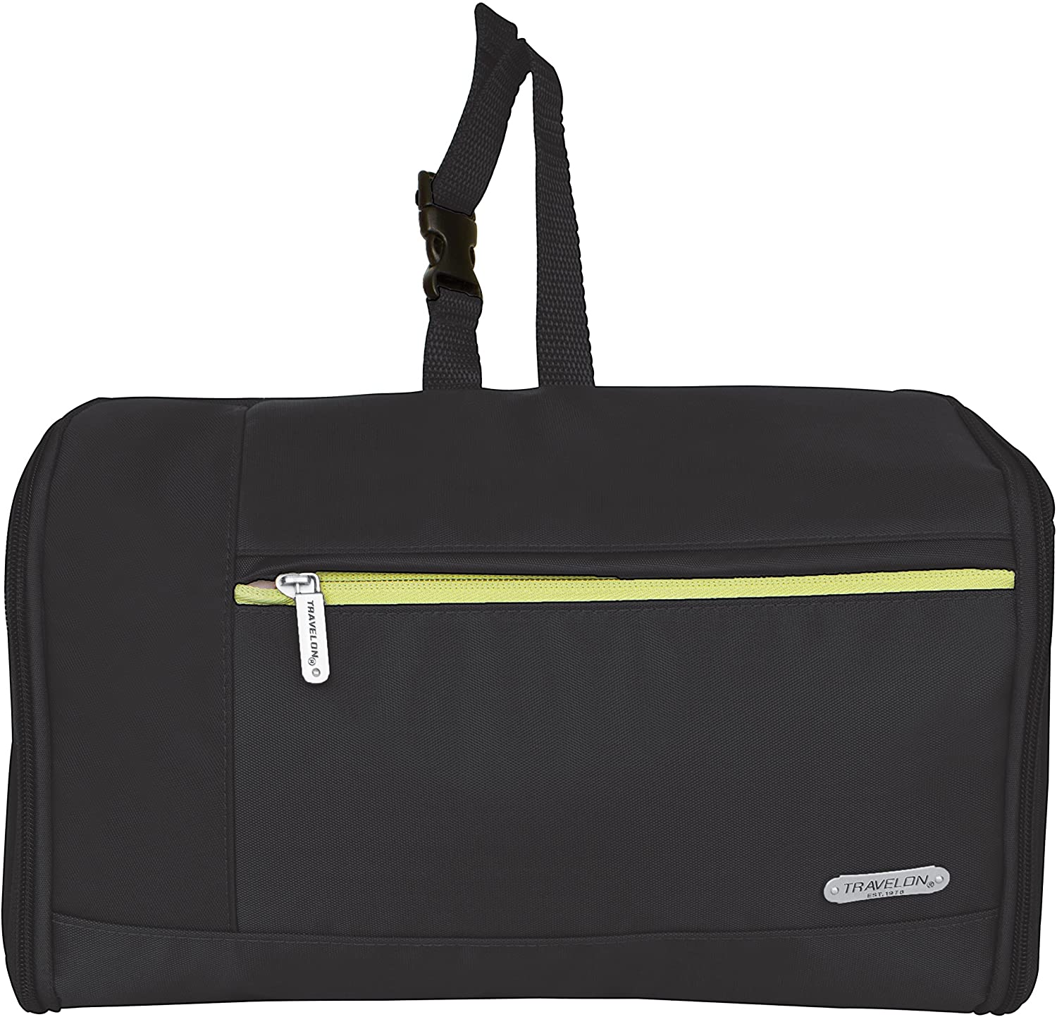Travelon Flat-out Toiletry Kit Black, One Size