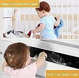 Child Cabinet Locks   Invisible Design Baby Proof