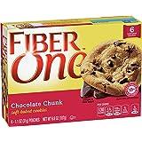 Fiber One Soft-Baked Cookies Chocolate Chunk, 6.6 oz