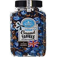WALKERS NONSUCH Salted Caramel Toffee 1.25kg jar
