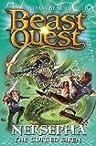Nersepha the Cursed Siren: Series 22 Book 4 (Beast Quest)