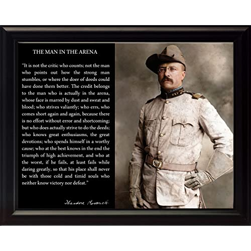 man in the arena quote pdf