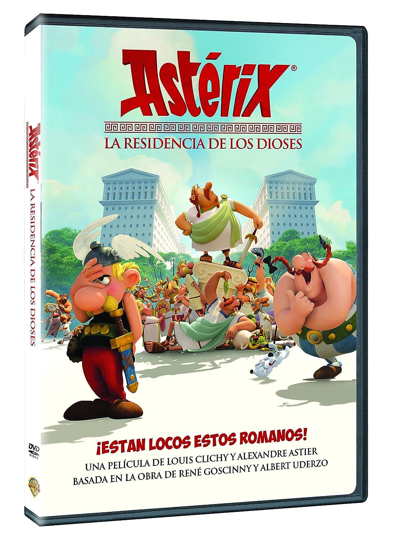 Asterix: Residencia De Los Dioses [DVD]: Amazon.es: Animación, Louis Clichy, Alexandre Astier, Animación: Cine y Series TV
