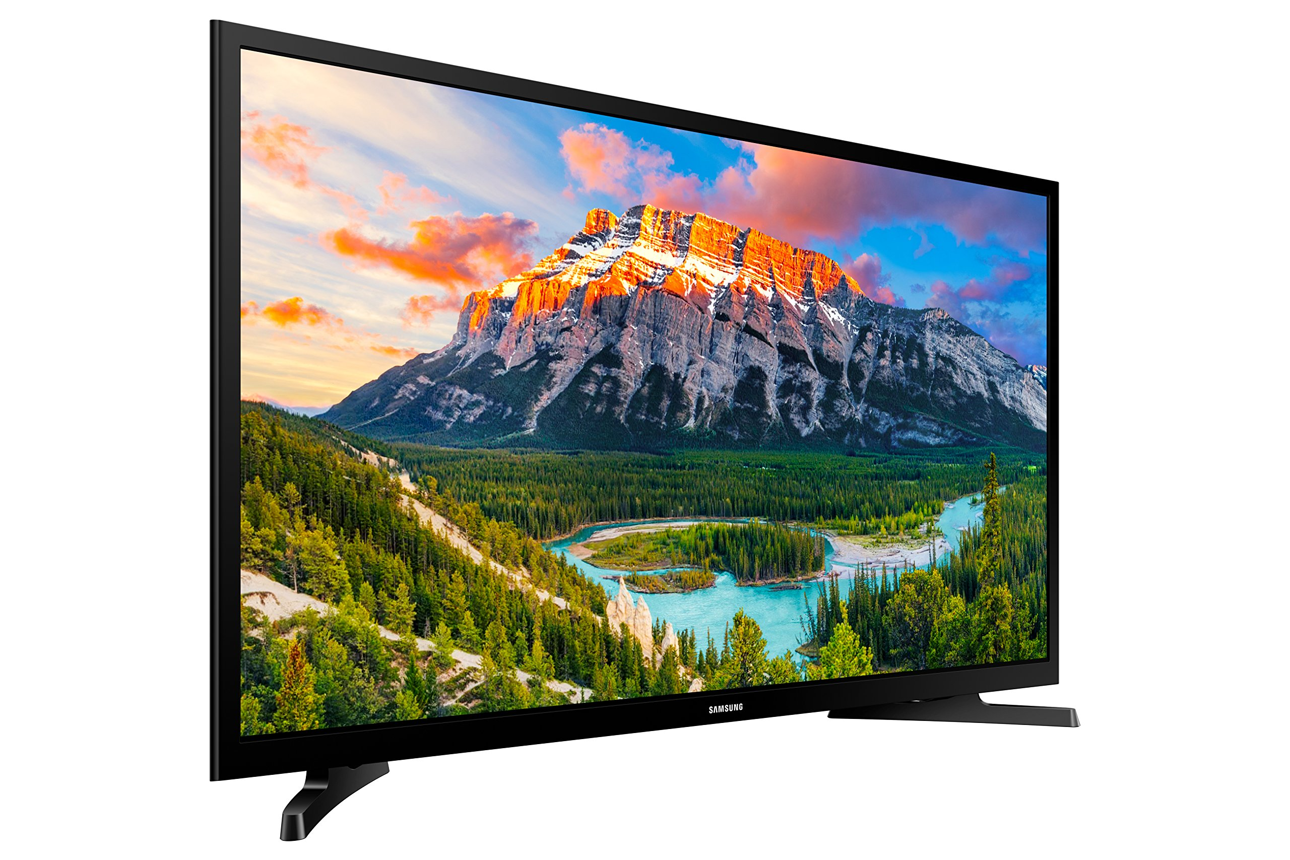 "Samsung Electronics UN32N5300AFXZA 32"" 1080p Smart LED TV (2018), Black 3"