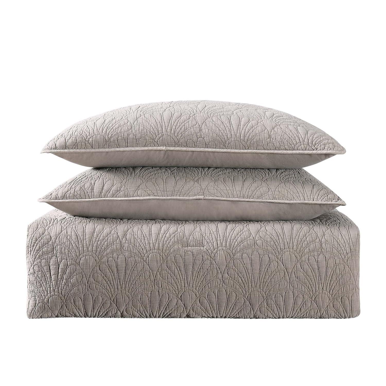 Antik Batik CS2010TNFQ-1500 Comforter Set Tan