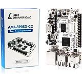 Libre Computer Board AML-S905X-CC - The Ultimate 64-bit 4K SBC Mini Computer (1GB)