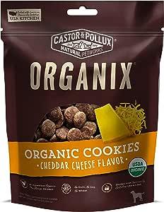 Castor & Pollox Organic Dog Cookies