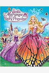 Barbie Mariposa & The Fairy Princess (Big Golden Book) Kindle Edition