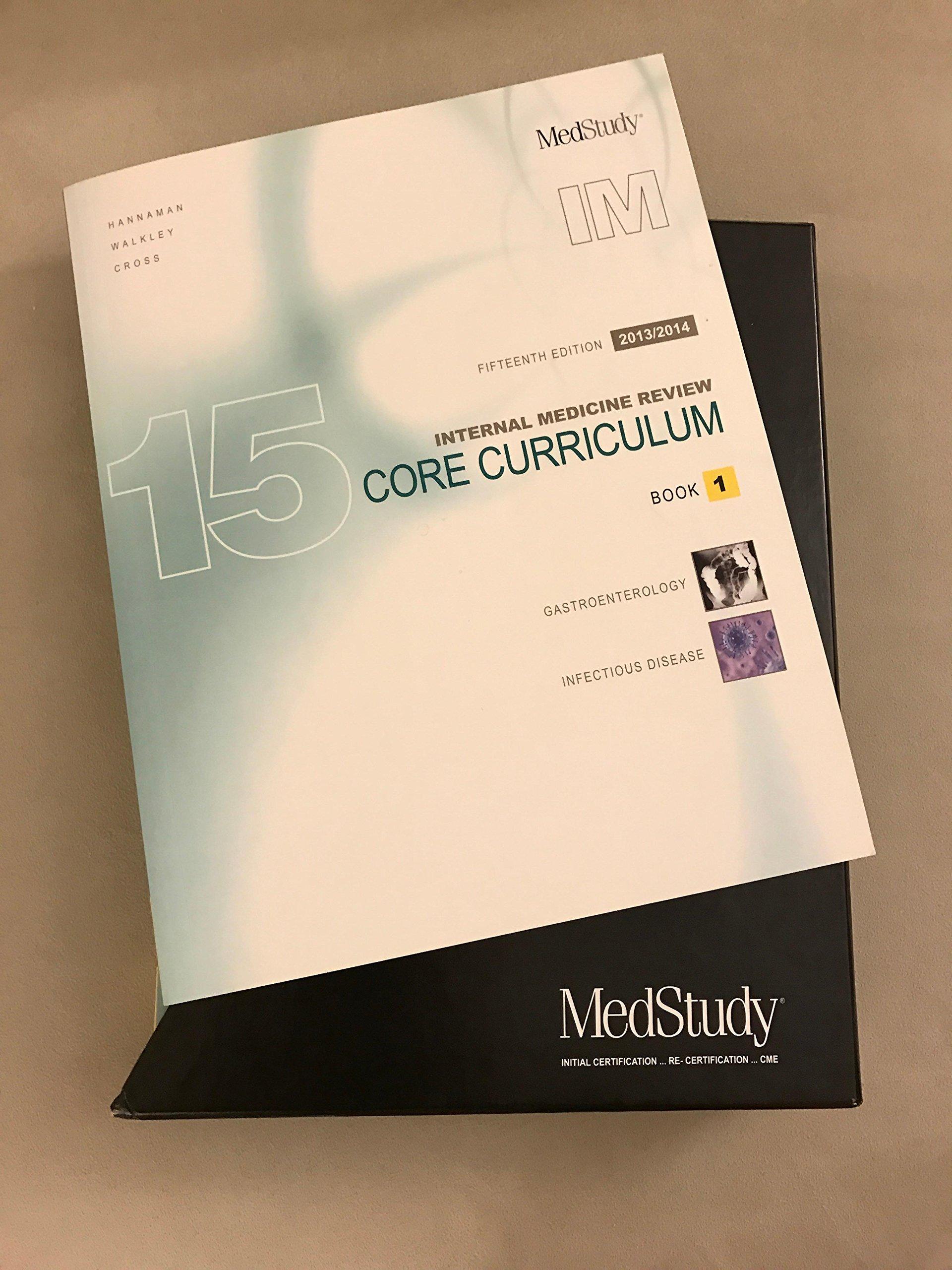 Medstudy Internal Medicine Core Curriculum, 15th Edition pdf
