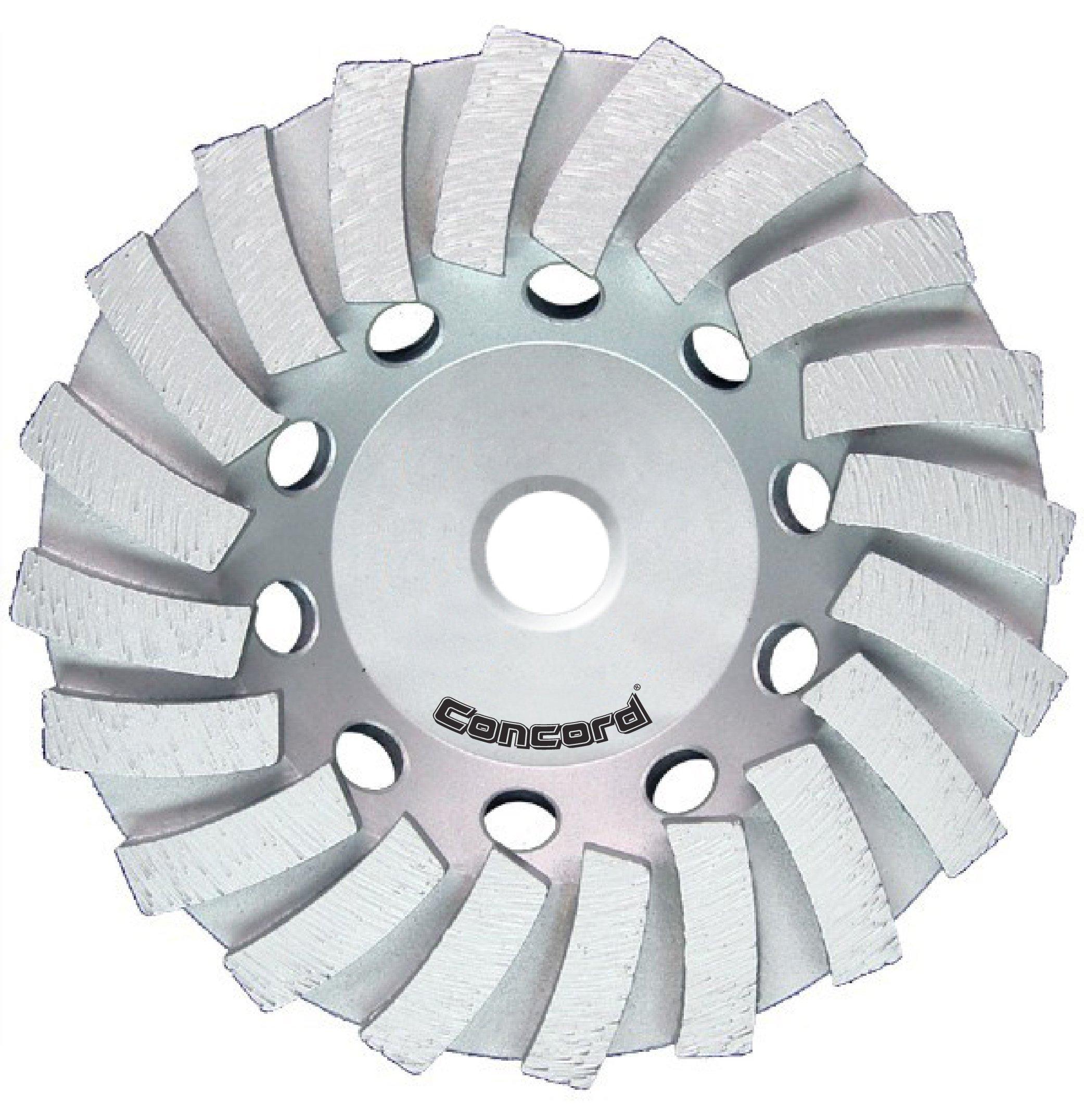 Disco de Diamante CONCORD GCL045ACP turbo con remolino de...
