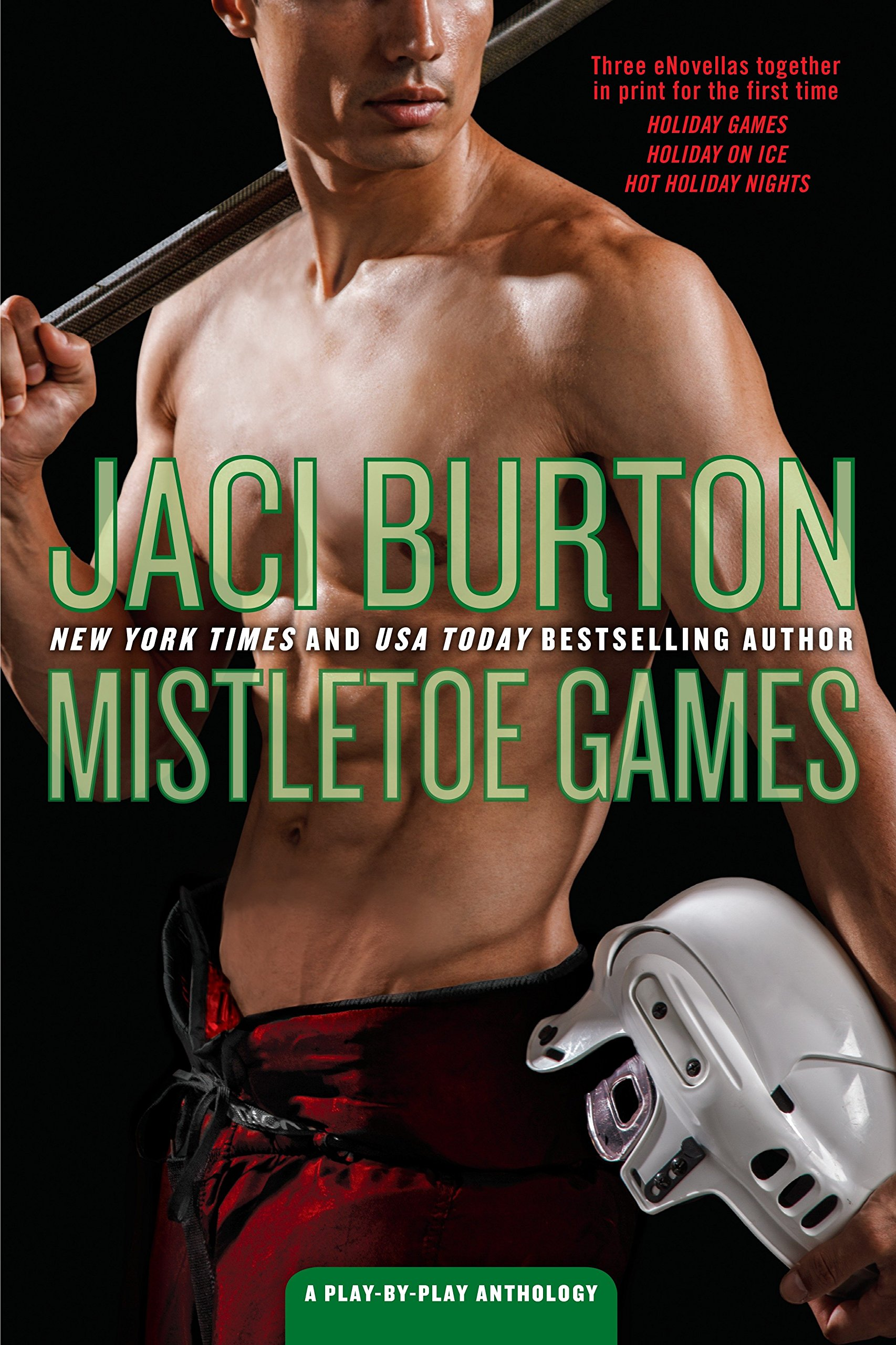 Mistletoe Games (A Play-by-Play Anthology) pdf