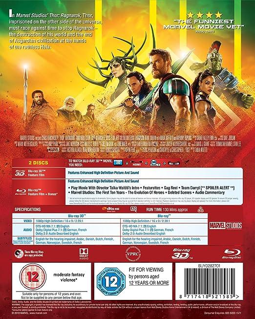 Thor ragnarok yts subtitle