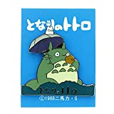 Studio Ghibli pin badge big & small Totoro Ocarina