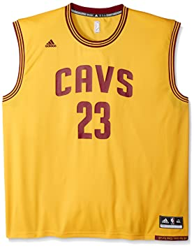 Amazon.com : NBA Cleveland Cavaliers LeBron James #23 Men's ...