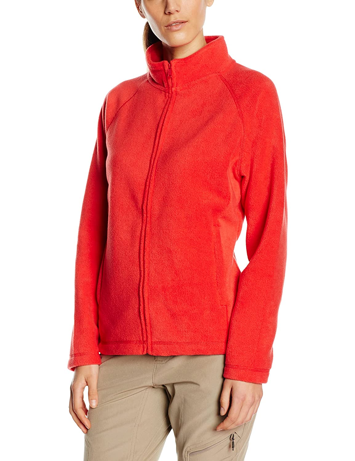 Fruit of the Loom Women's Zip front Fleece 62-066-0