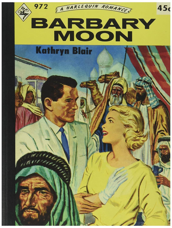 Harlequin Notables berberei Moon Zusammensetzung Buch (13656)
