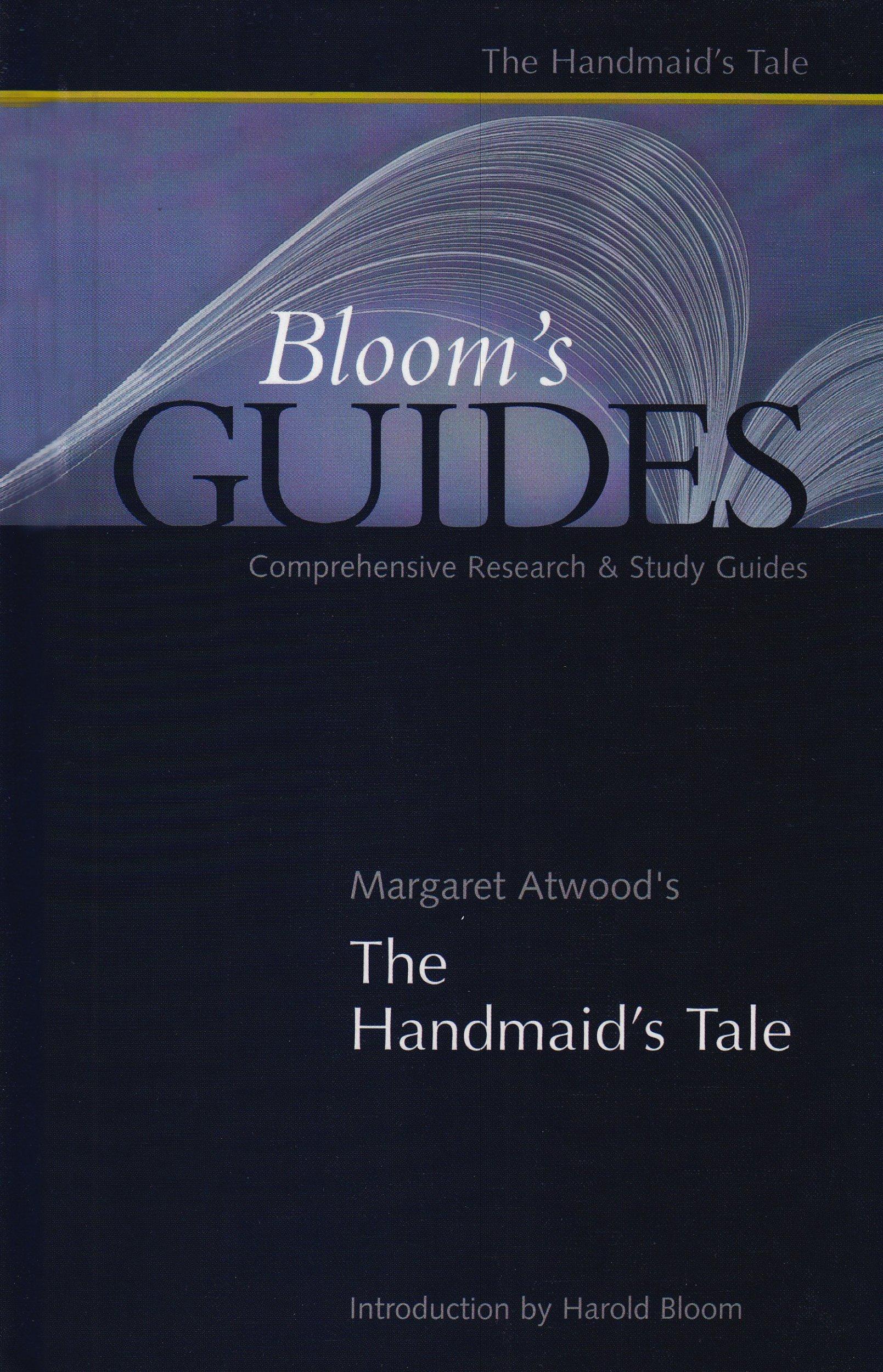 Amazon margaret atwoods the handmaids tale blooms guides amazon margaret atwoods the handmaids tale blooms guides 9780791075692 harold bloom books fandeluxe Images
