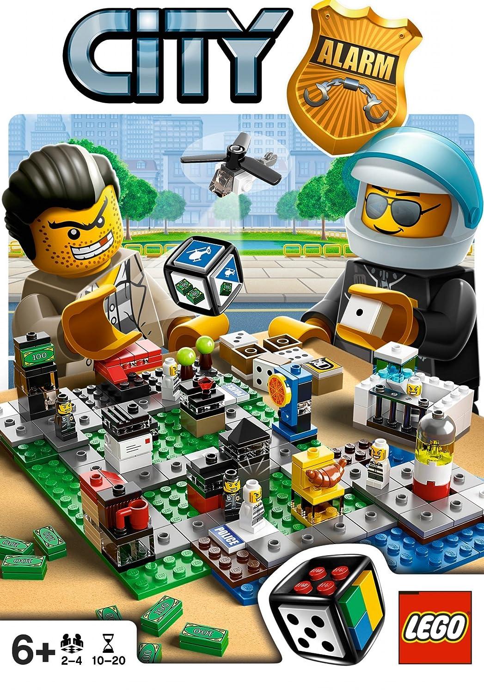 LEGO LEGO LEGO City 3865 - Alarm 196259