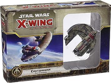 Fantasy Flight Games Star Wars: X-Wing - Pack Castigadora, Juego de Mesa (Edge Entertainment EDGSWX42): Amazon.es: Juguetes y juegos