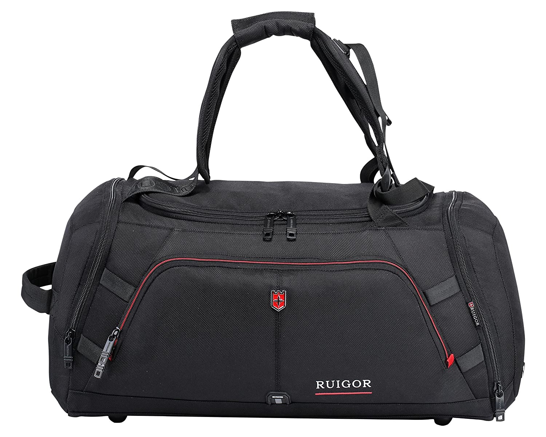 c9f125105879e RUIGOR Motion 12 multifunktionale Herren Sporttasche Reisetasche 35 l  wasserabweisend mit Schuhfach RGL6412  Amazon.de  Sport   Freizeit