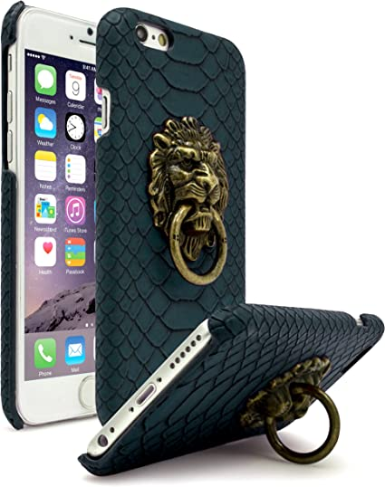 Tiger Lion Hard Cover Iphone 6 6S