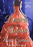 Desires of a Baron (Gentlemen of Honor Book 2)