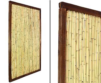 Amazon De Bambus Element Kohsamui Klassik 180x120cm Dunkler