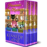 Paramour Bay Mysteries Books 4-6 (Paramour Bay Mysteries Boxset Book 2)