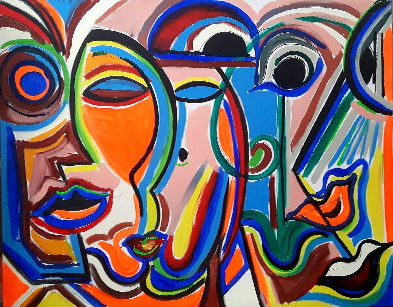 Original Abstract Art Modern Art Contemporary Art