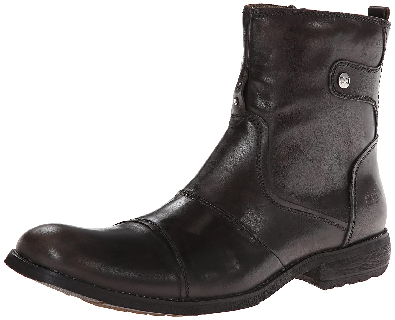 568185fbda9 Amazon.com | Bed Stu Men's Burst Boot | Motorcycle & Combat