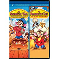 An American Tail 2 Movie Family Fun Pack [DVD] (Bilingual)