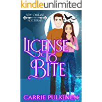 License to Bite: A Paranormal Romantic Comedy (New Orleans Nocturnes Book 1)