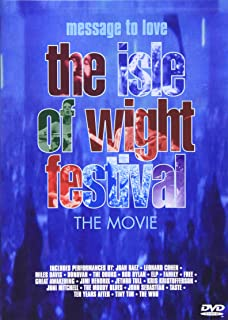 Message to Love: The Isle of Wight Festival - The Movie [Import]